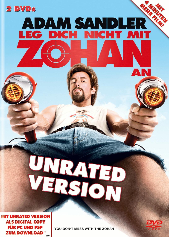 Leg dich nicht mit Zohan an (Unrated Version)