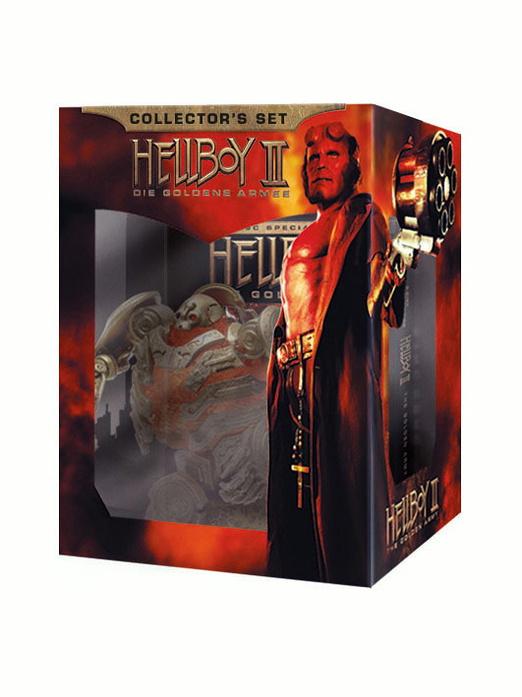 Hellboy: Die goldene Armee - Geschenkset limitiert