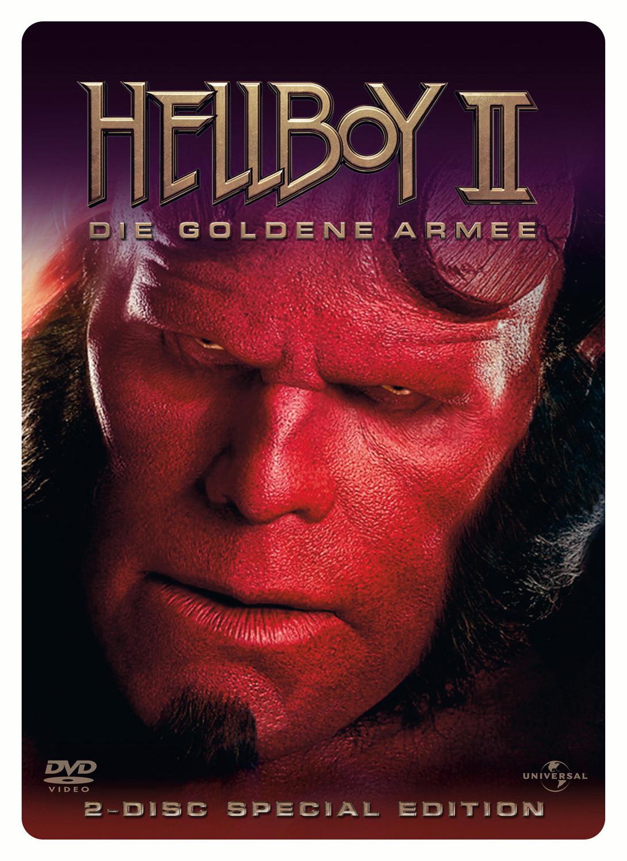 Hellboy: Die goldene Armee [Steelbook]