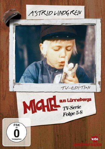 Michel aus Lönneberga TV Serie (Folge 5-8)