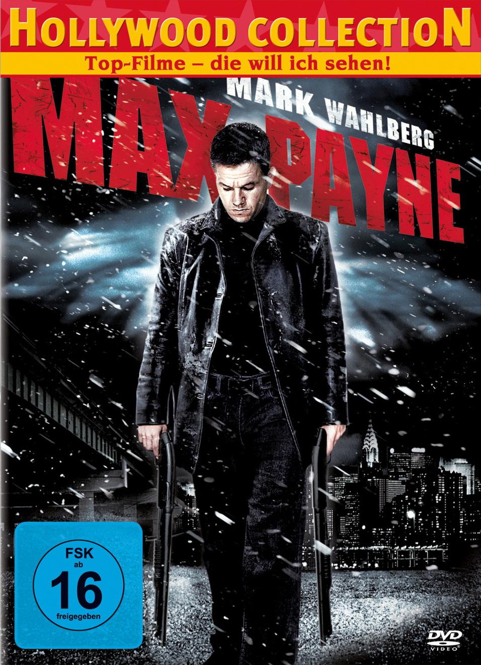 Max Payne - Kinofassung (FSK16)