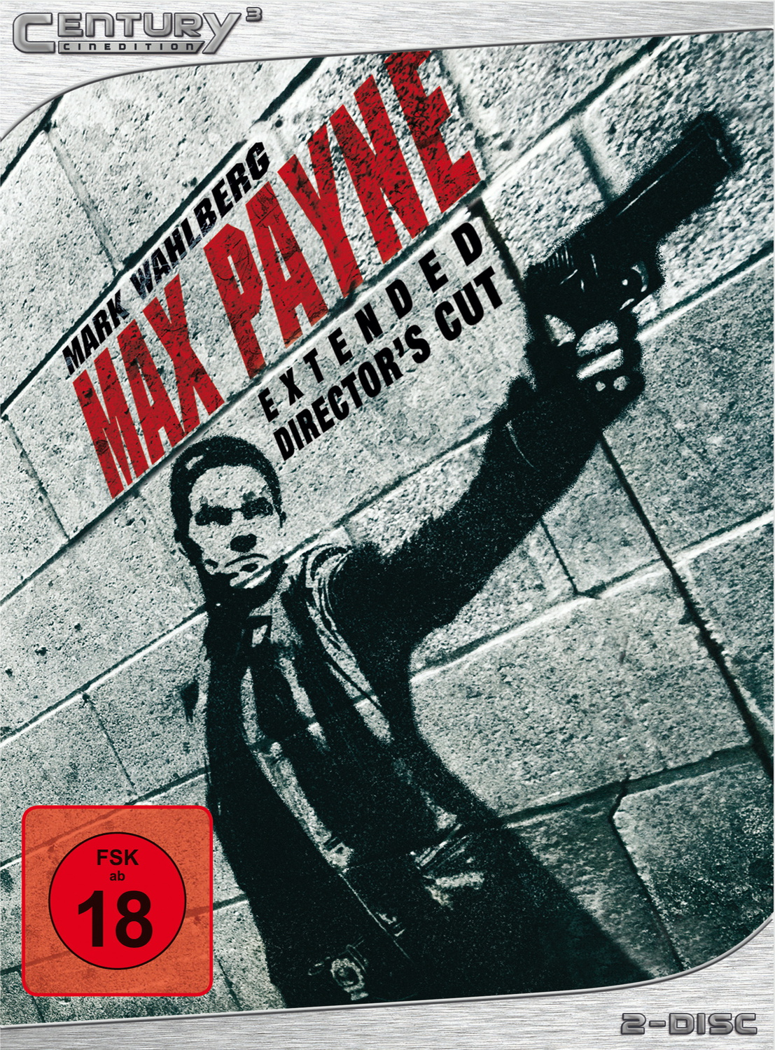 Max Payne extended Director´s Cut Century X³