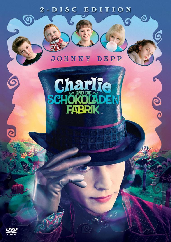 Charlie und die Schokoladenfabrik [2 DVDs]