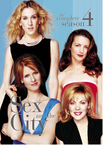 Sex and the City - Die komplette Season 4