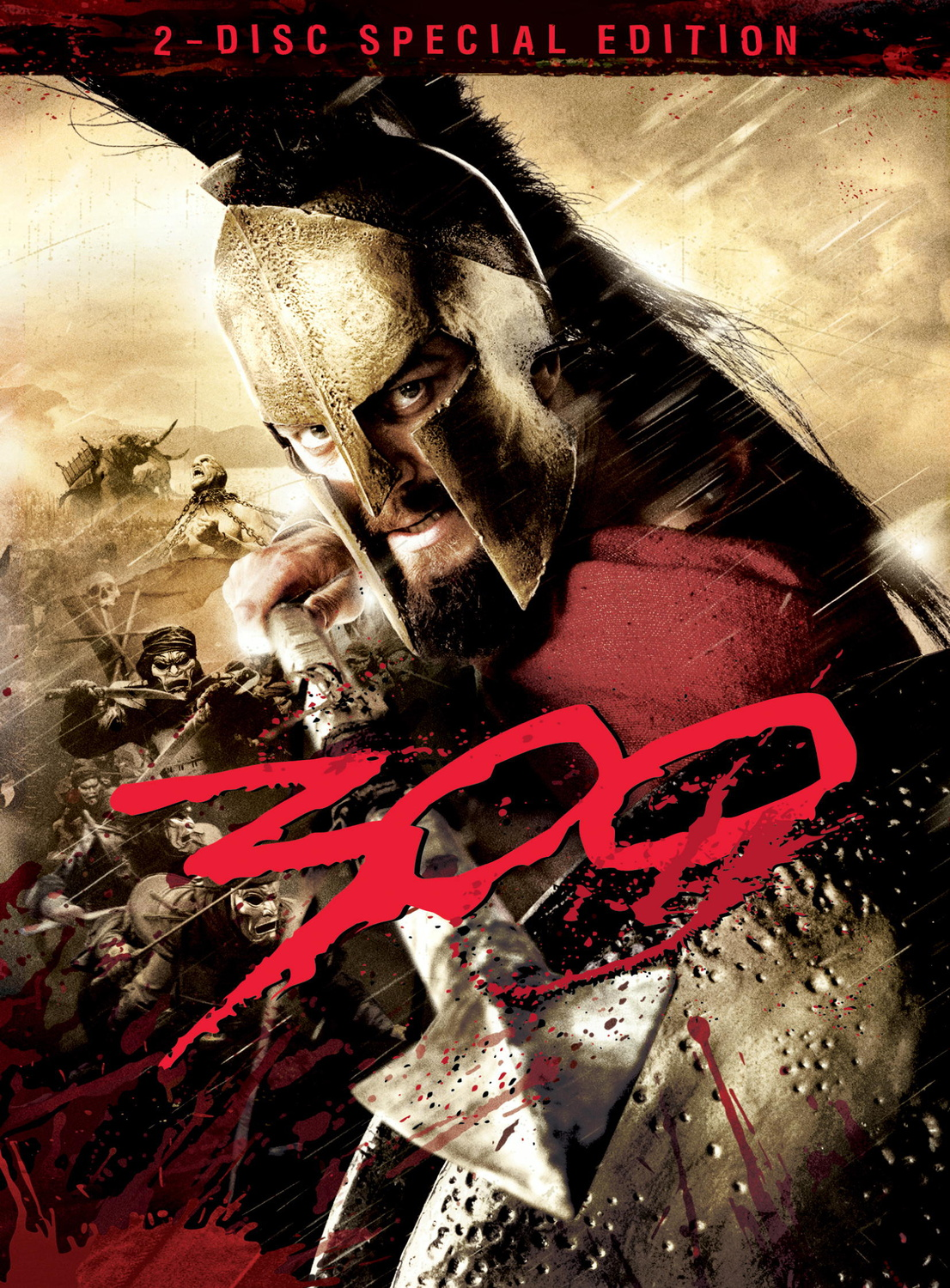 300 [Special Edition inkl. Booklet, 2 DVDs]
