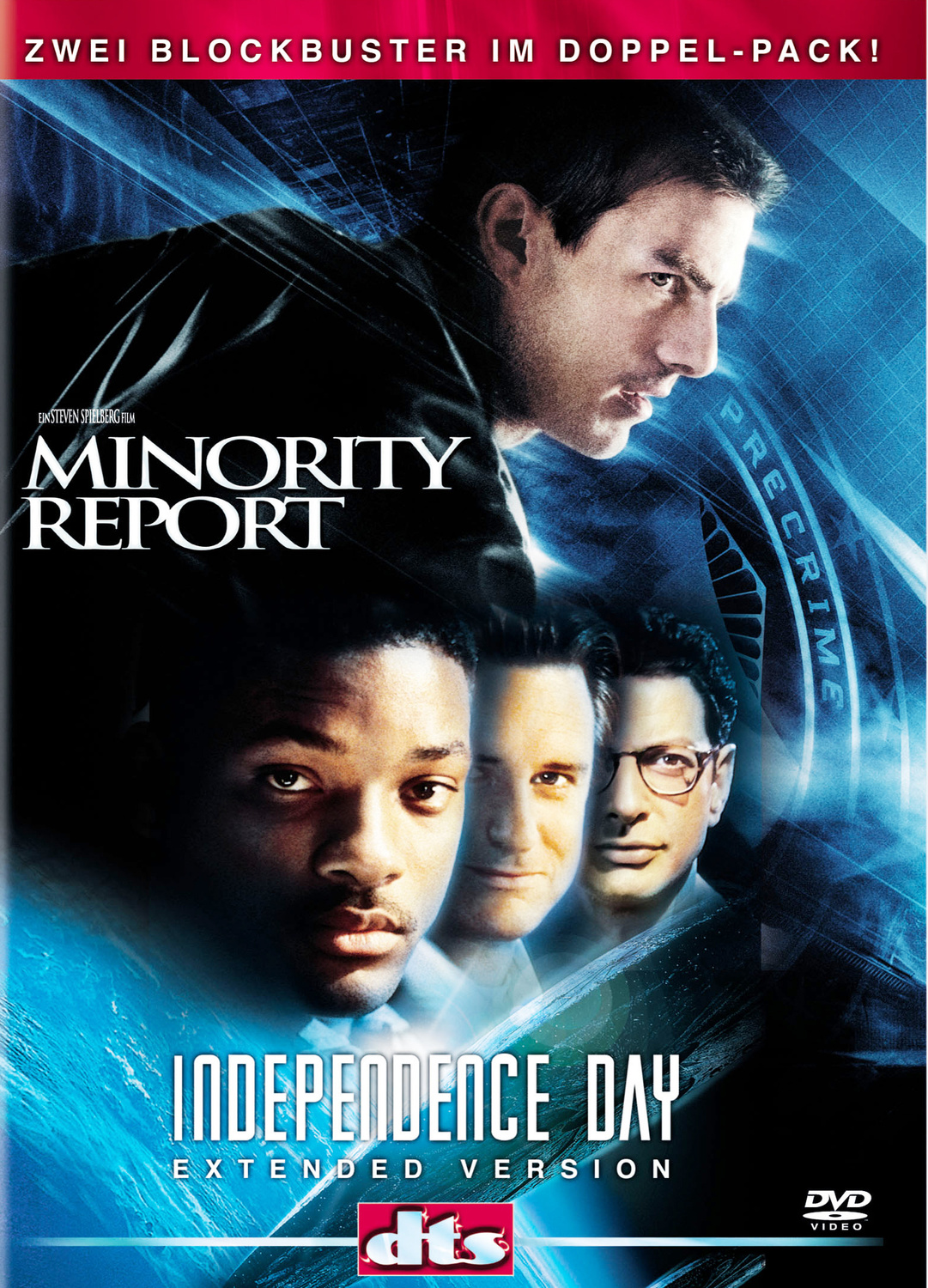 Minority Report / Independence Day