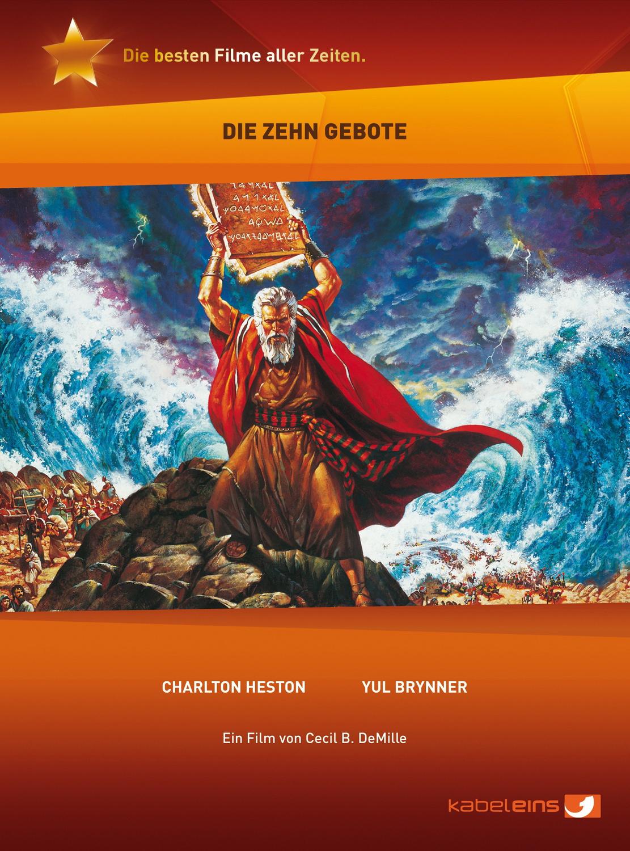 Die Zehn Gebote - Die besten Filme aller Zeiten