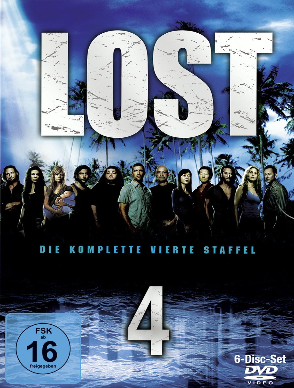 Lost - Die komplette vierte Staffel
