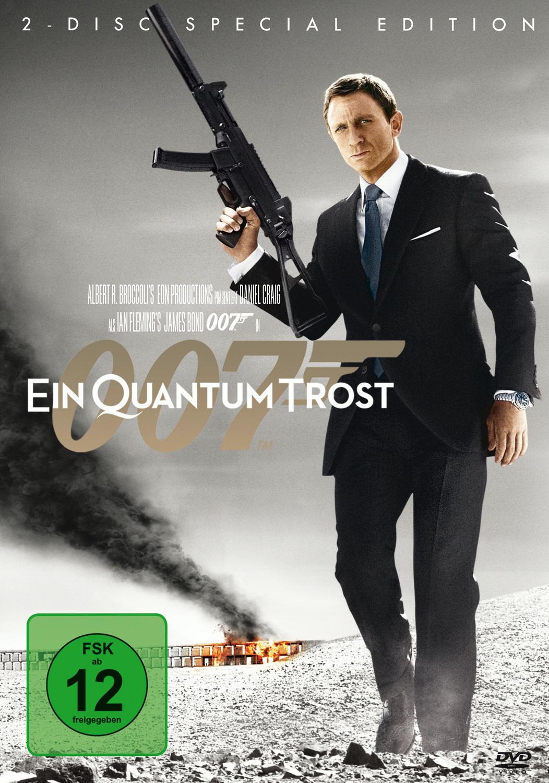 James Bond: Ein Quantum Trost Special Edition
