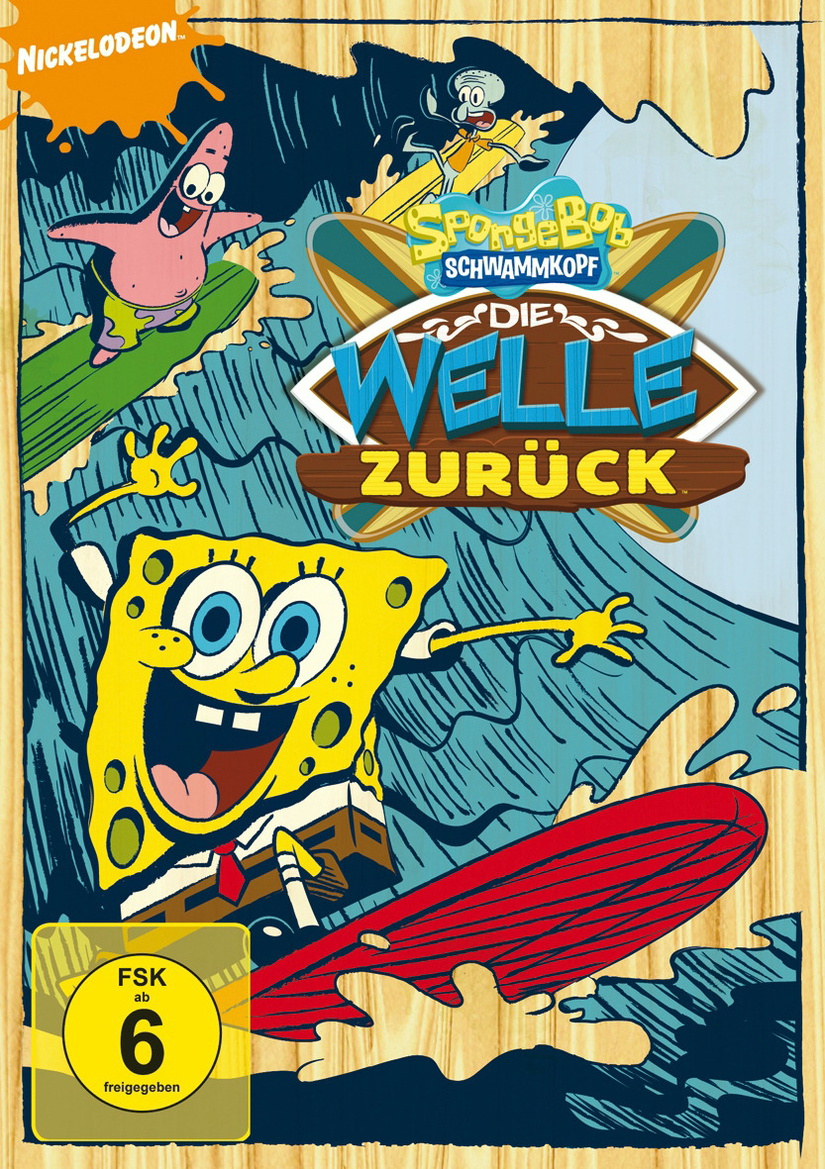 Spongebob: Die Welle zurück