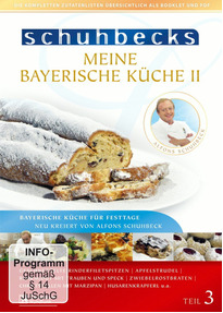 Schuhbecks Meine bayrische Küche II gebraucht kaufen