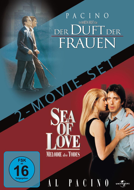 Sea of Love & Der Duft der Frauen - 2 Feature Box