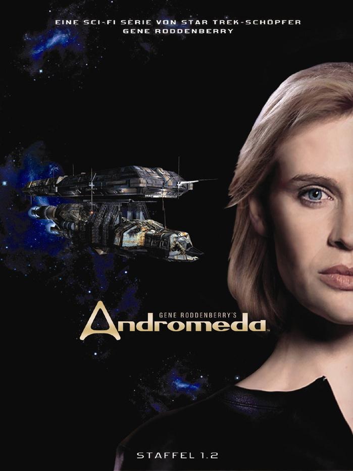 Gene Roddenberry´s Andromeda Season 1.2