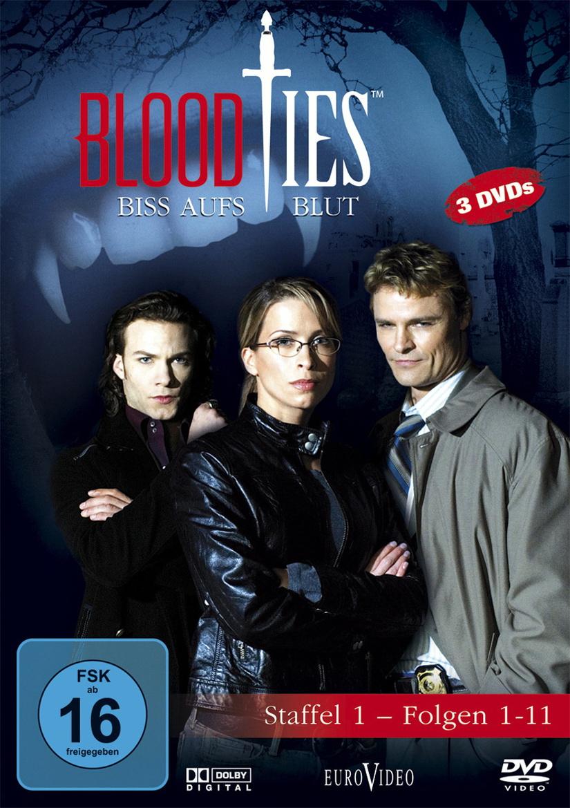 Blood Ties - Biss aufs Blut: Staffel 1.1 (Folge 1-11)