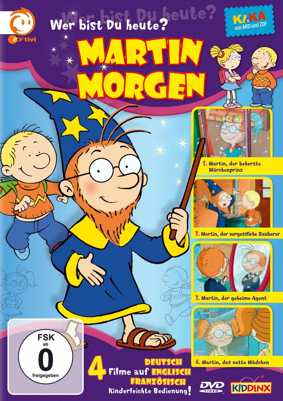 Martin Morgen: Folge 3: Martin, der vergessliche Zauberer