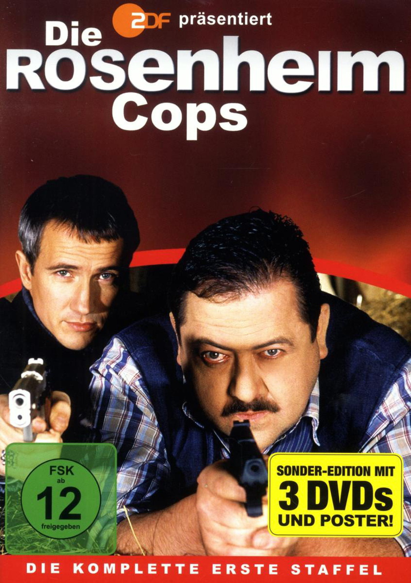 Die Rosenheim Cops - 1.Staffel komplett [inkl. Poster, 3 DVDs]