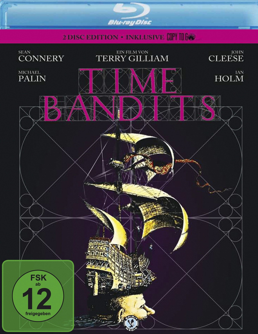 Time Bandits [inkl. DVD]