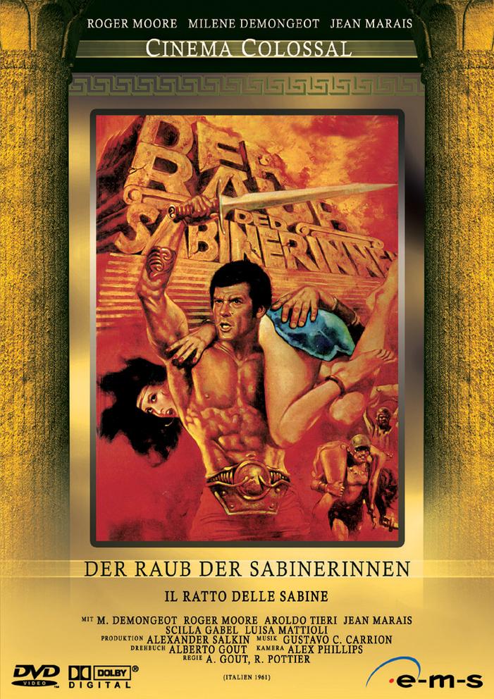 Der Raub der Sabinerinnen (Cinema Colossal)