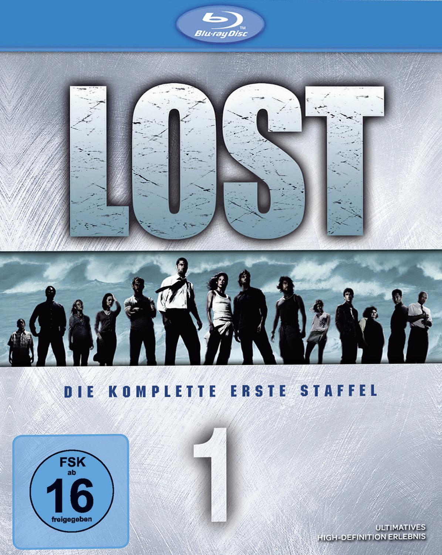 Lost - Die komplette erste Staffel