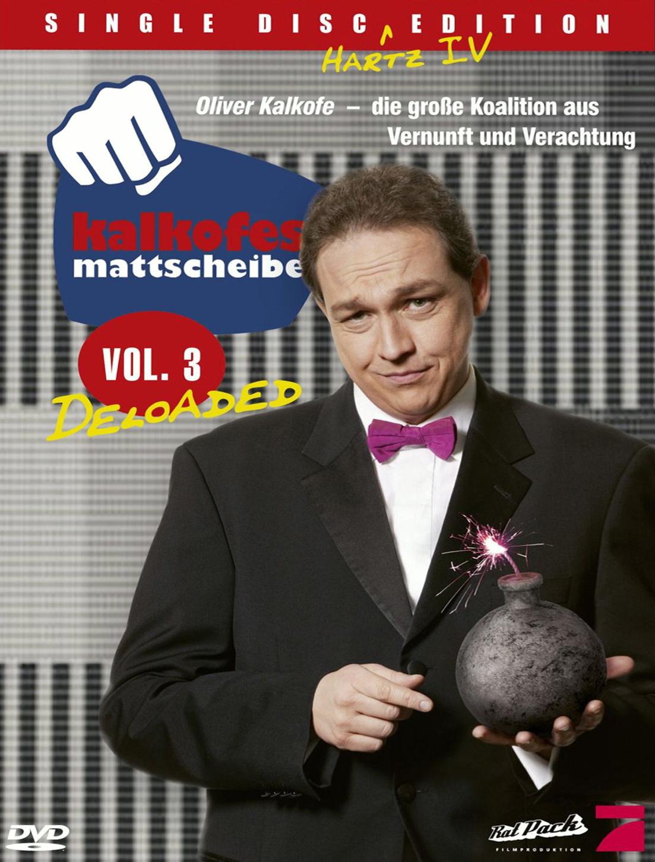 Kalkofes Mattscheibe - Vol. 3 Deloaded