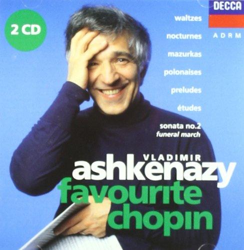 Vladimir Ashkenazy - Favorite Chopin