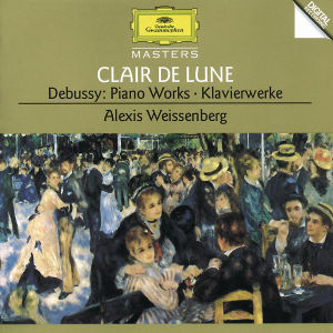 Alexis Weissenberg - Masters - Debussy