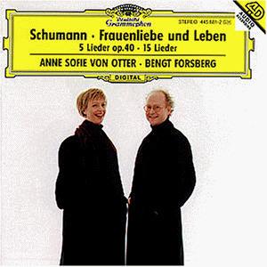 Anne Sofie Von Otter - Lieder