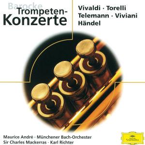 Maurice Andre - Eloquence - Barocke Trompetenkonzerte