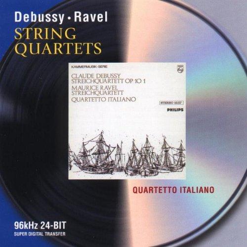 Quartetto Italiano - Debussy/Ravel: Streichquar...