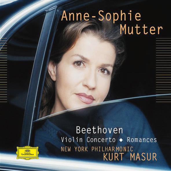 Anne Sophie Mutter - Beethoven: Violinkonzert / Romanzen 1 & 2