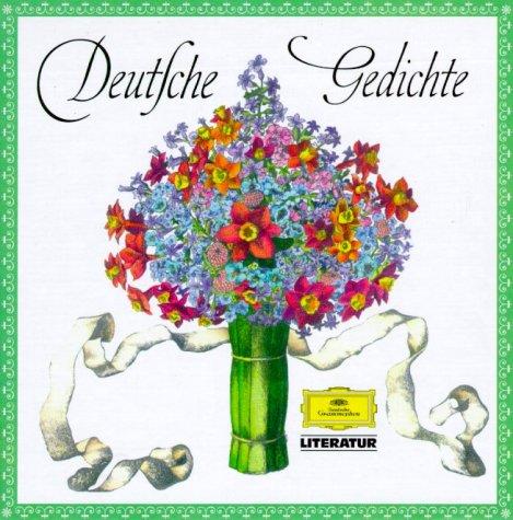 Deutsche Gedichte. 5 CDs: Poesie und Musik aus ...