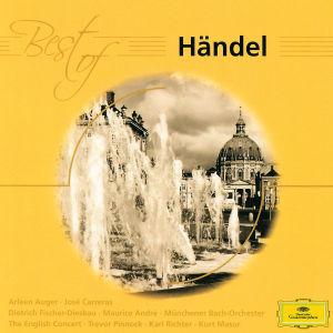 Pinnock - Best of Händel