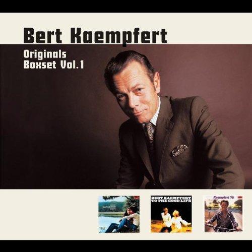 Bert Kaempfert & His Orchestra - Originals Boxset Vol. 1 (Bert Kaempfert Now / To The Good Life / Kaempfert ´76)