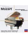 Andras Schiff - Klavierkonzerte 20,22