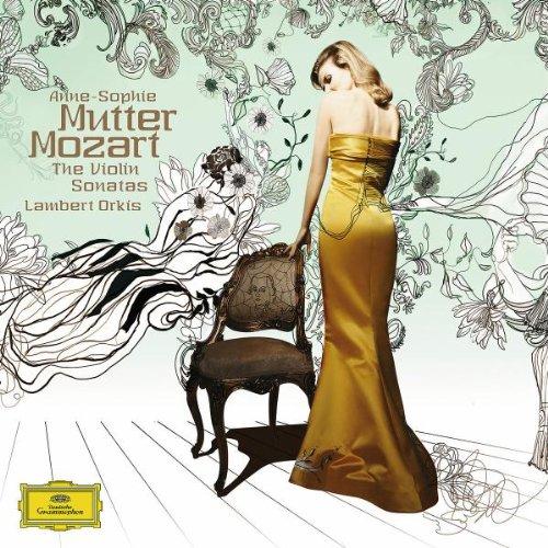 Anne-Sophie Mutter - Die Violinsonaten (Digi-Pack)