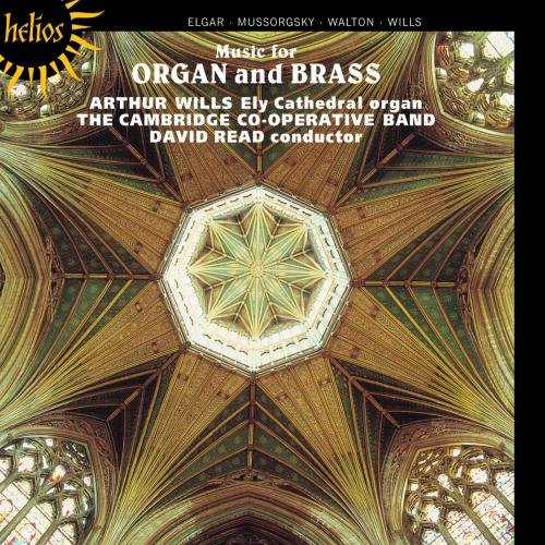 Wills - Helios - Music For Organ And Brass