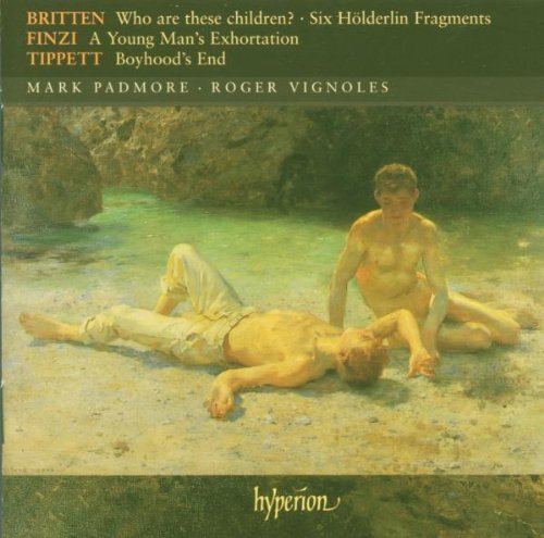 Mark Padmore - Who Are These Children?
