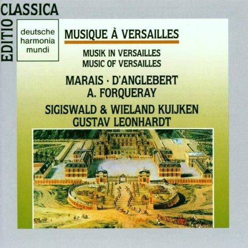 Sigiswald Kuijken - Musique a Versailles
