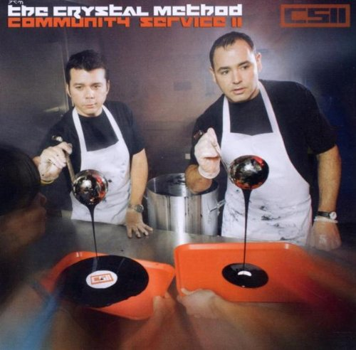 the Crystal Method - Community Service II