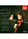 Mutter - Violinkonzert KV207 / Sinfoniekonzert KV364 u.a.