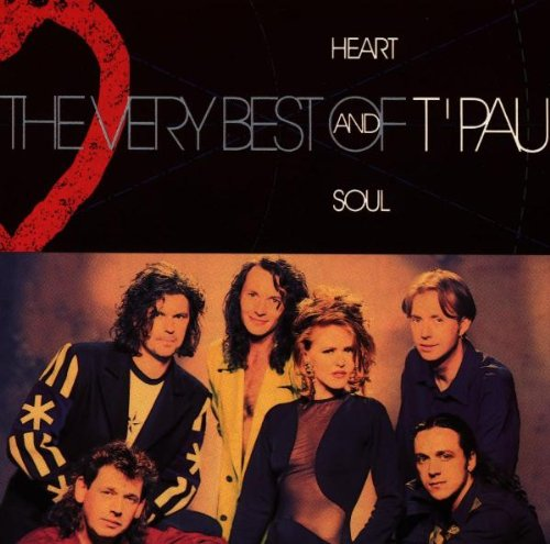 T´Pau - Heart & Soul-Best of...