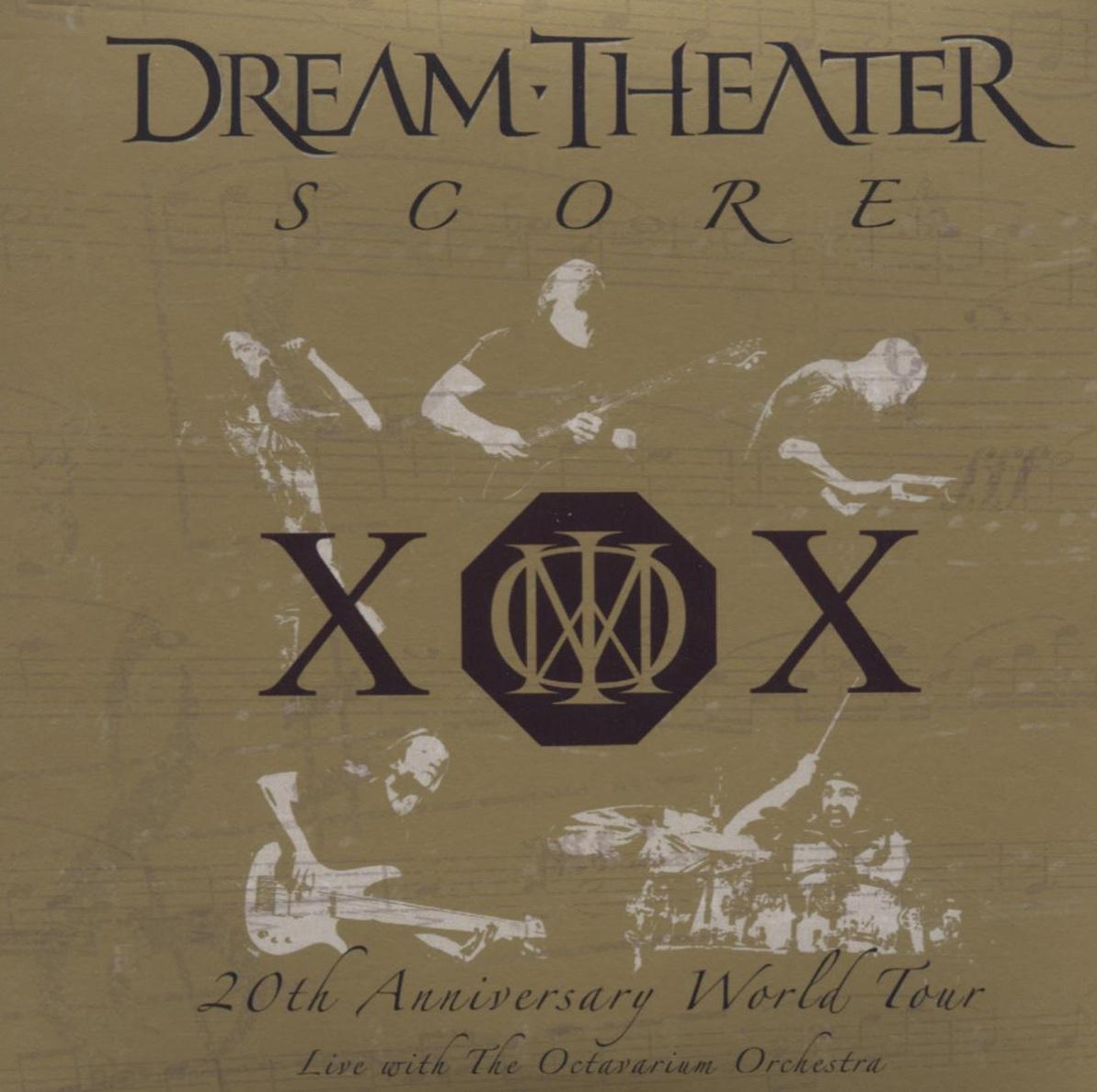 Dream Theater - Score-20th Anniversary World Tour