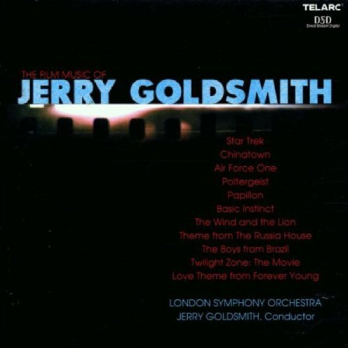 Jerry Goldsmith - The Film Music of Jerry Golds...