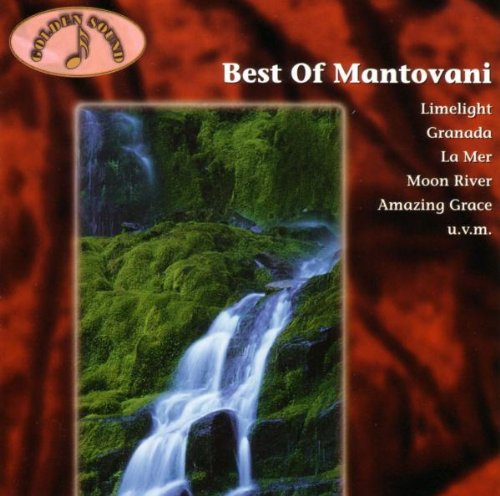 Various - Golden Music - Best Of Mantovani