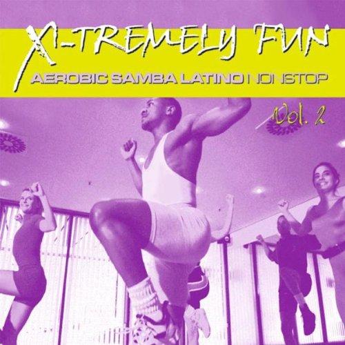 Various - X-Tremely Fun - Aerobic Samba Latino ...