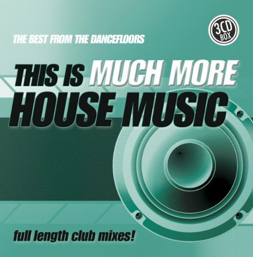 Various - This Is Much More House Music