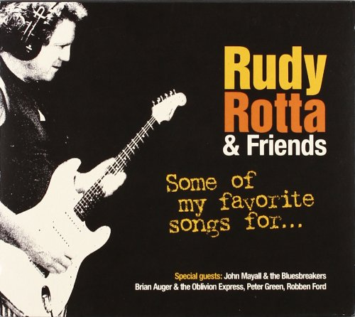Rudy & Friends Rotta - Some of My Favorite Song...