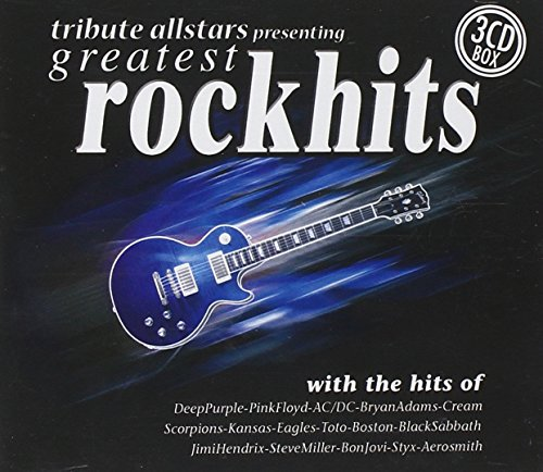 Tribute Allstar Bands - Greatest Rock Hits