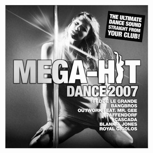 Various - Mega-Hit-Dance 2007