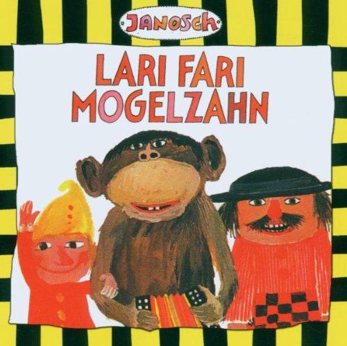 Janosch - Lari Fari Mogelzahn [Audio CD]